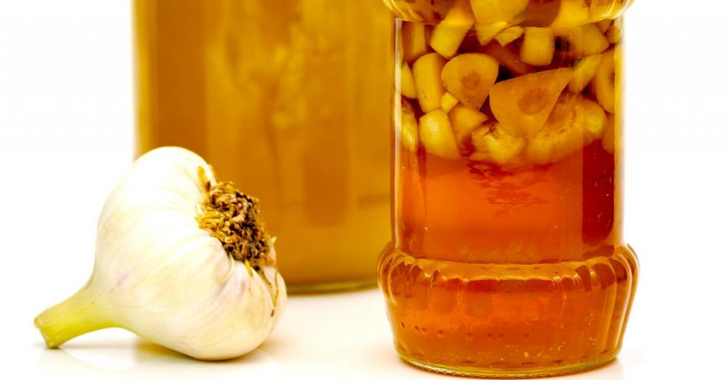 honey garlic ferment